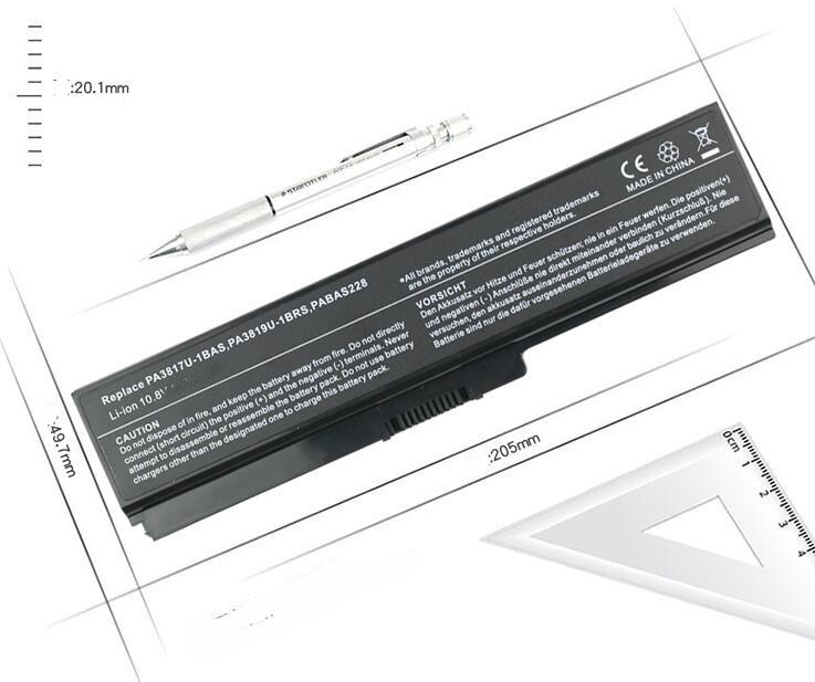 batterie toshiba satellite pro c650 l630 l640 c670 l670. Black Bedroom Furniture Sets. Home Design Ideas